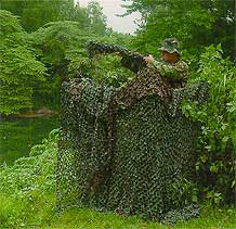 CamoSystems™ Camo Netting 4 Feet 7 Inches x 19 Feet 8 Inches