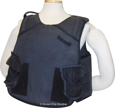 Level 4 Bulletproof Vest with Ceramic Plates