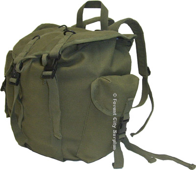 German Military Style Alpine Rucksacks