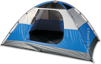 World Famous® Tempest 4 Series Dome Tents