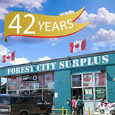 FOREST CITY SURPLUS CANADA