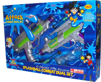 Splashball Combat Dual Sets